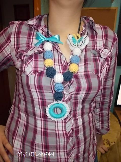 collar mariposa azul (4)