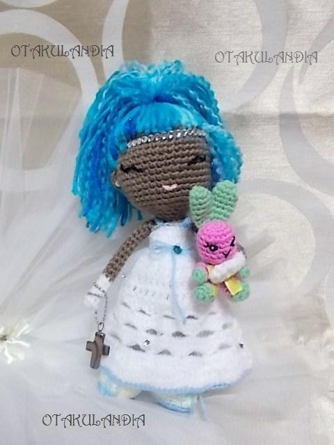comunion azul