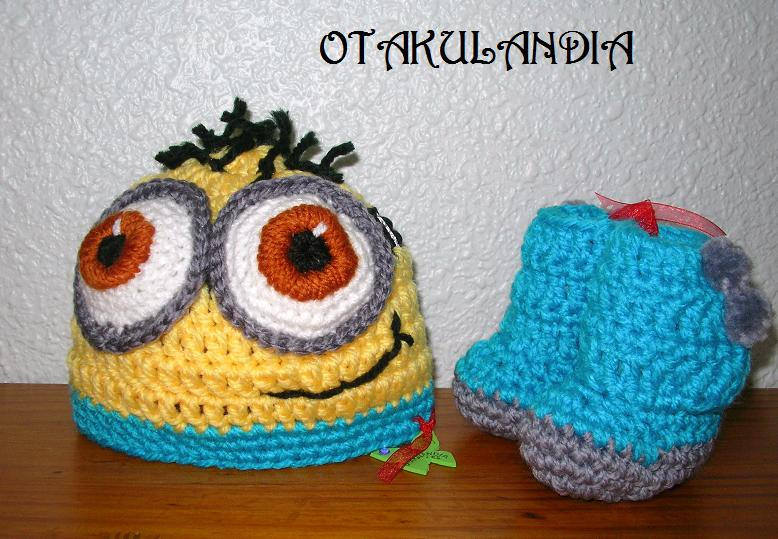 minions-conjunto-botitas-bebe-crochet-otakulandia.e