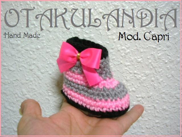 conjunto bebe crochet nena-capri-otakulandia.es