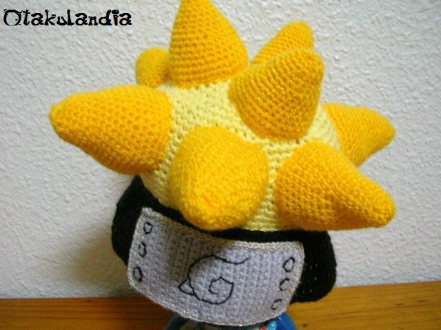 gorro naruto crochet-otakulandia.es
