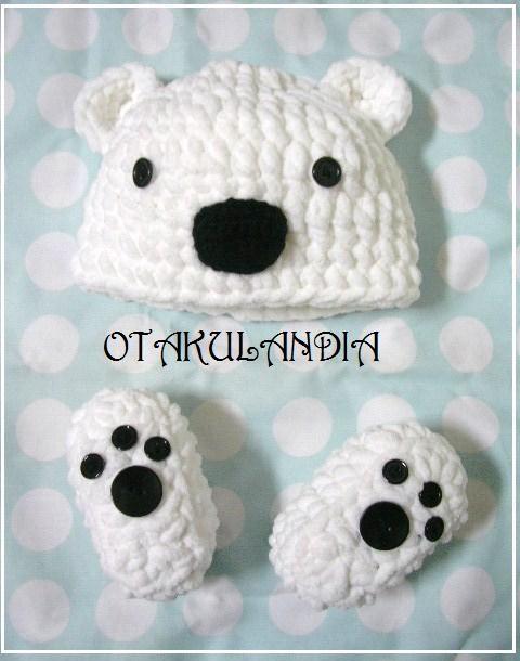 Cosplay Oso Polar beb�