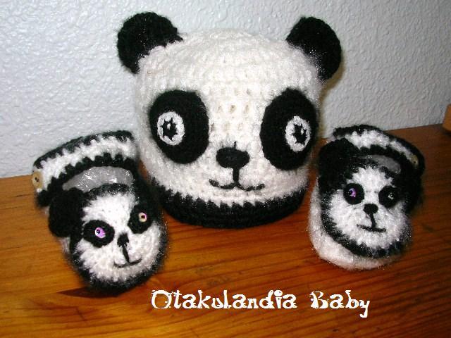 oso panda cosplay bebe-otakulandia.es