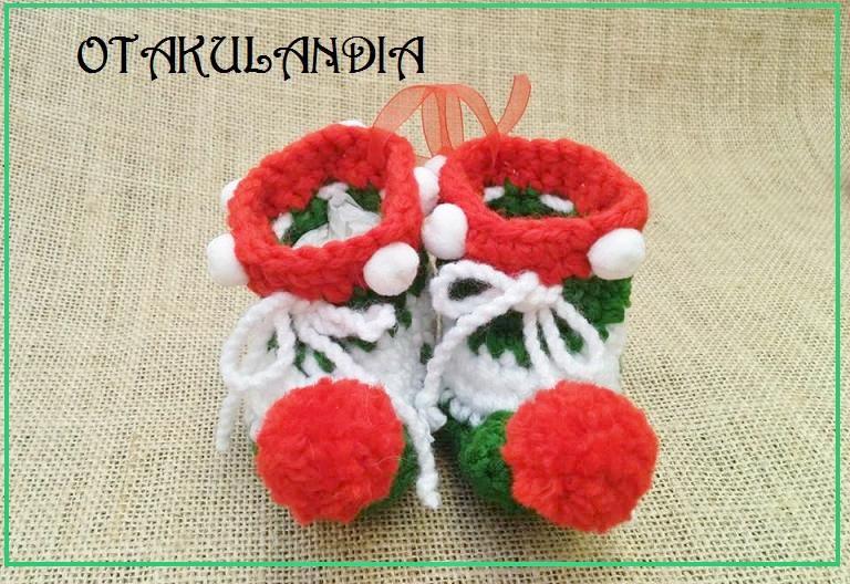elfo navidad conjunto bb crochet-otakulandia.es (3)