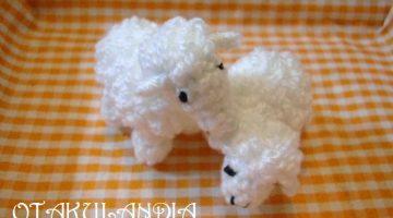 paso x paso ovejas crochet-otakulandia.es
