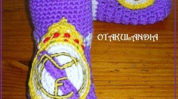 pantuflas Real Madrid