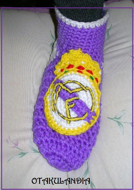 pantuflas Real Madrid