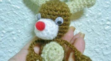 rudolph-reno-crochet-navidad-otakulandia.es