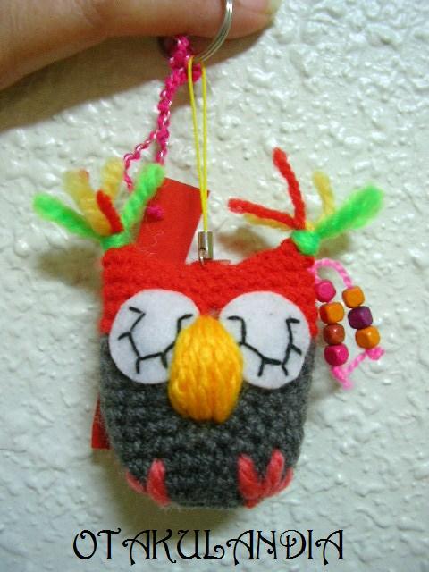 buho dormilon crochet-otakulandia.es