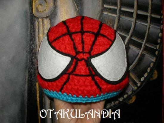 conjunto spiderman bebe-crochet-otakulandia.es (2)