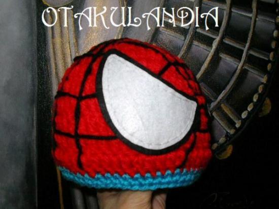 conjunto spiderman bebe-crochet-otakulandia.es (3)