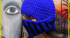 medieval azulon y negro-otakulandia.es