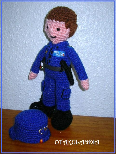 policia crochet-otakulandia.es