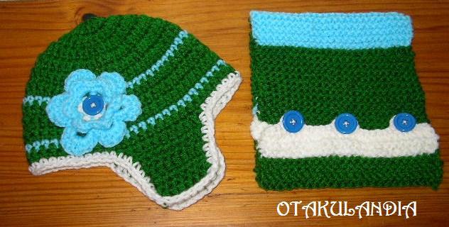 CONJUNTO en Crochet AÑOS 20 mujer