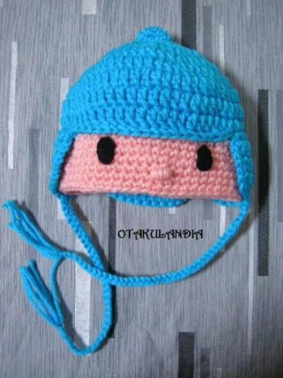 pocoyo conjunto bebe crochet-otakulandia.es (2)