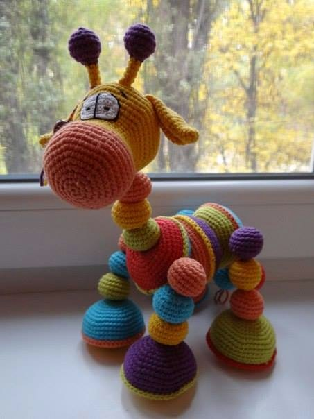 jirafas-bola-crochet-otakulalndia (1)