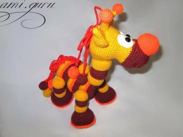 jirafas-bola-crochet-otakulalndia (4)