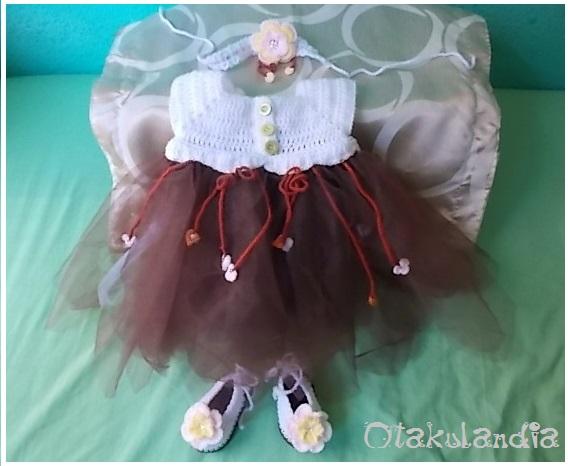Vestido princesa romantico-3-6m.otakulandia.es (3)