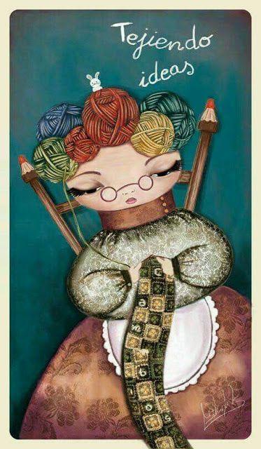 bellas imagenes tejedoras-otakulandia.es (22)