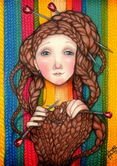 bellas imagenes tejedoras-otakulandia.es (4)
