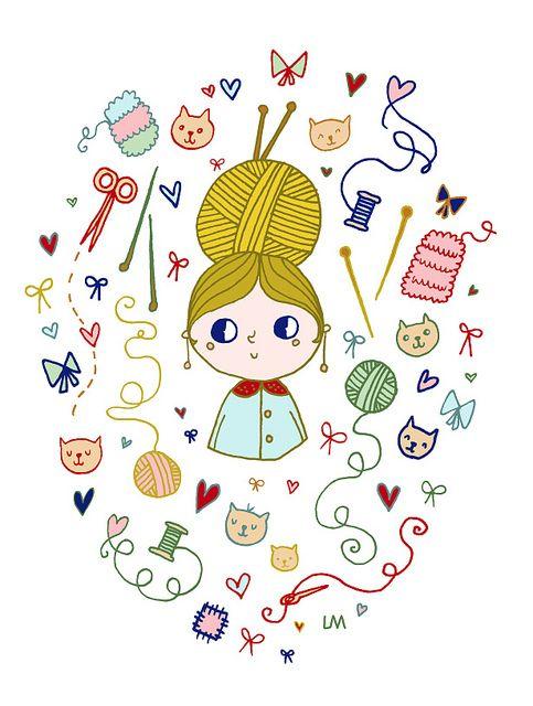 bellas imagenes tejedoras-otakulandia.es (6)