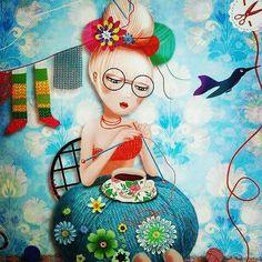 bellas imagenes tejedoras-otakulandia.es (9)