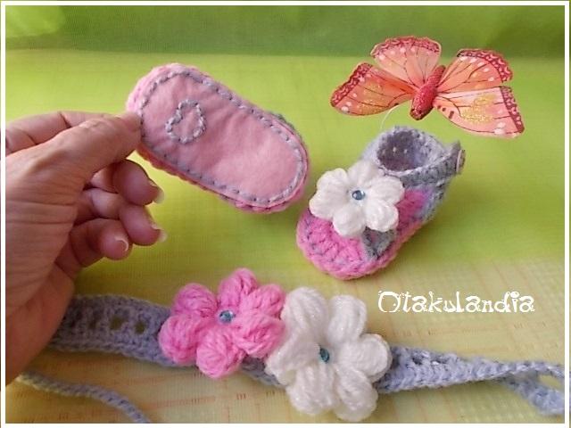 conjunto sandalias-diadema nena rosa-gris-blanco-otakulandia.es (4)