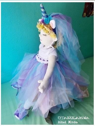 vestido unicornio azul-violeta 3-6m-otakulandia.es  (4)