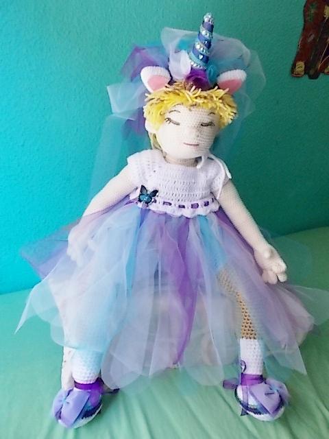 vestido unicornio azul-violeta 3-6m-otakulandia.es  (7)