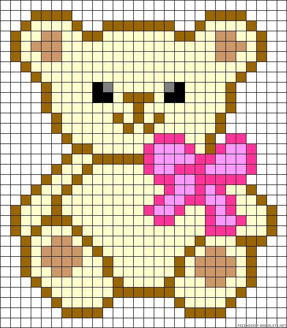 100 MantasEsquemas Grannys Pixel (4)