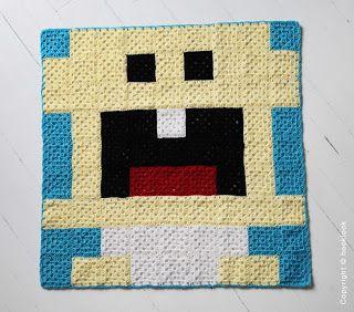 100 MantasEsquemas Grannys Pixel