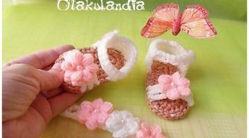 conjunto sandalias-diadema nena crema-melocoton-otakulandia.es (2)