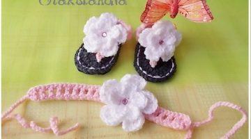 conjunto sandalias-diadema nena rosa-blanco-otakulandia.es (1)