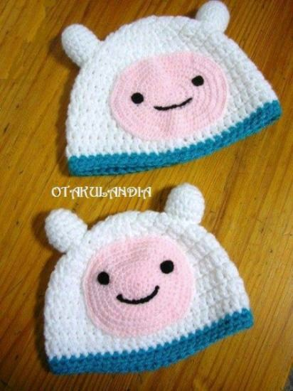 gorro finn-h.aventuras crochet-otakulandia.es (2)