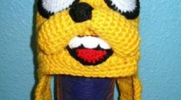 gorro jake patas adulto-crochet-otakulandia.es (1)