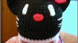 gorro kitty siniestra-crochet-otakulandia.es (1)
