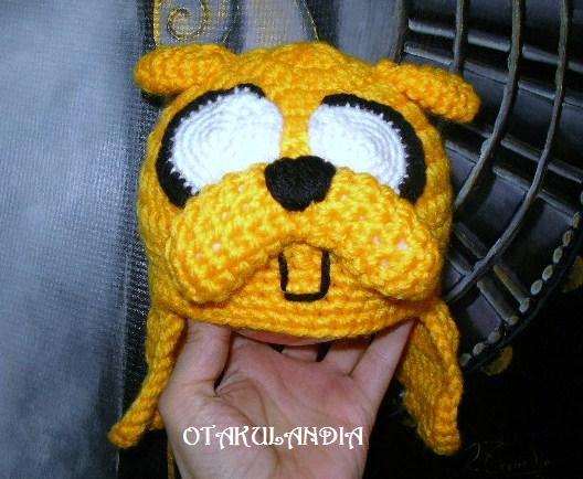 gorro jake ninos crochet-otakulandia.es