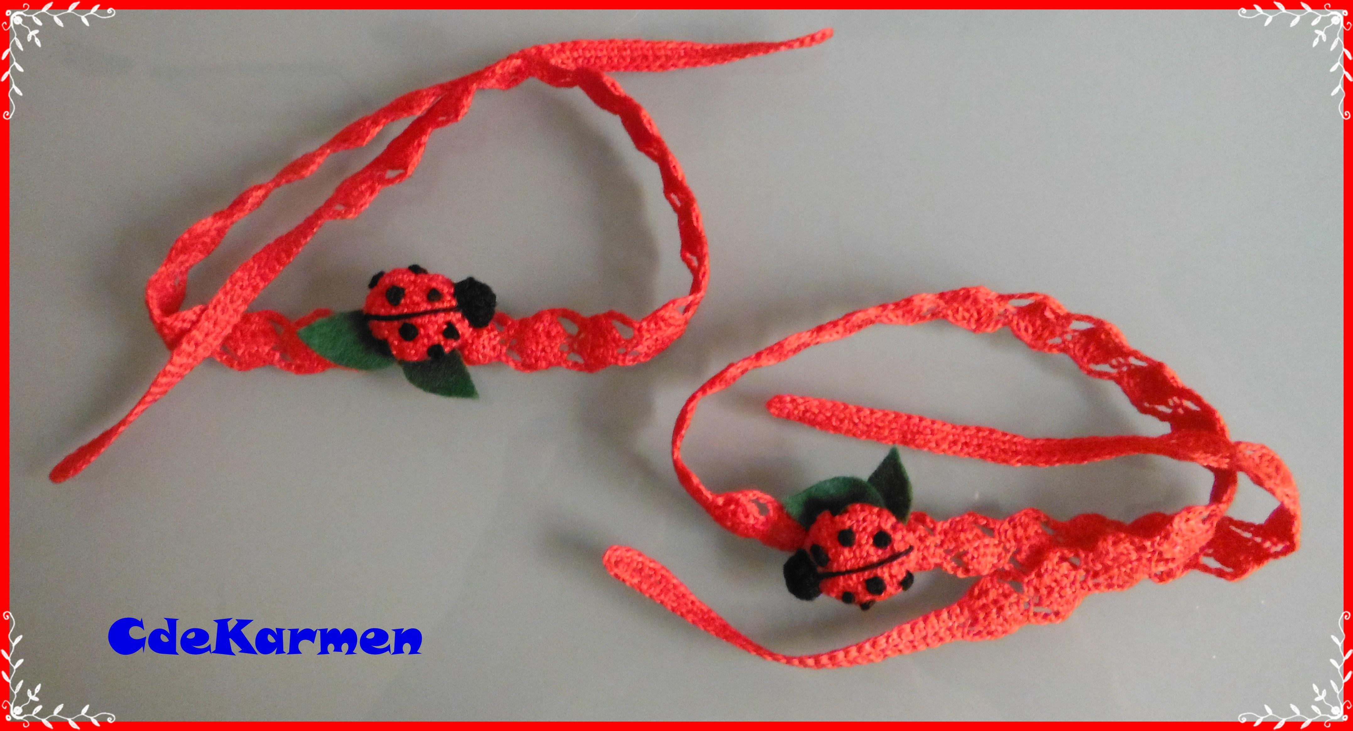 lindo collar crochet-otakulandia.es