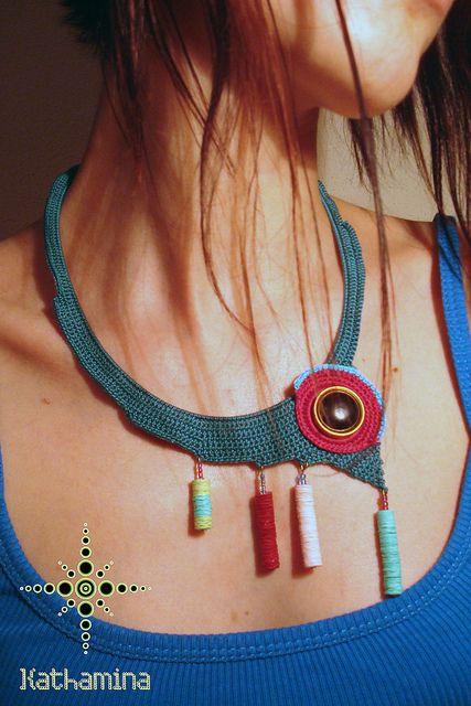 lindo collar crochet-otakulandia.es (11)