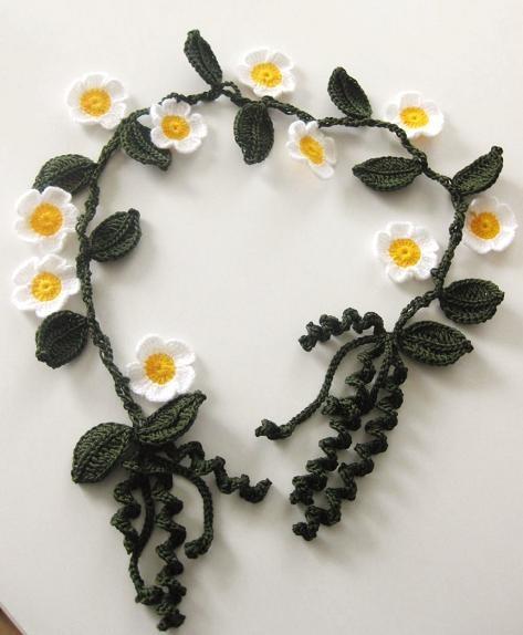 lindo collar crochet-otakulandia.es (4)