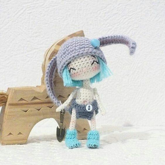mini amigurumis-otakulandia.es  (20)