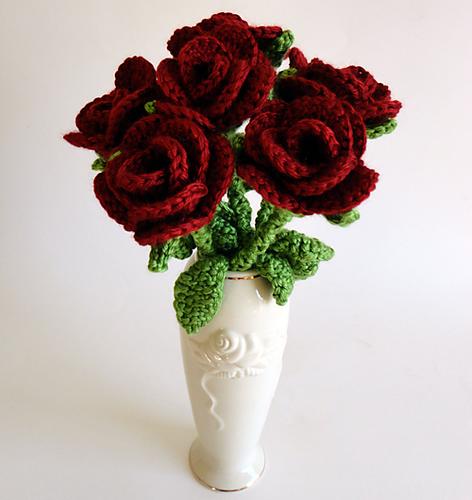 ramo bouquet novia crochet-otakulandia.es (1)