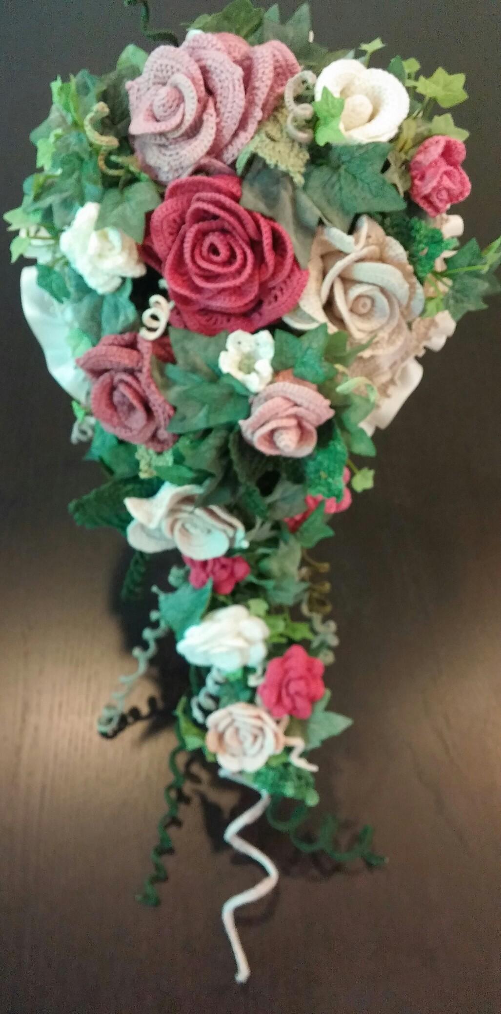 ramo bouquet novia crochet-otakulandia.es (12)