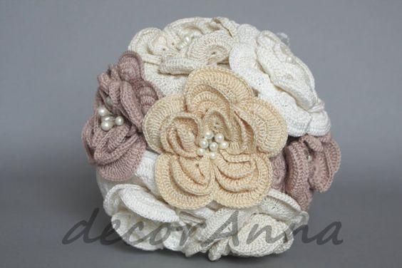 ramo bouquet novia crochet-otakulandia.es (13)