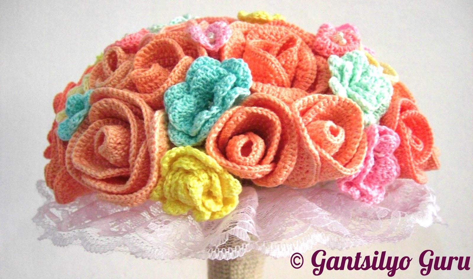 ramo bouquet novia crochet-otakulandia.es (16)