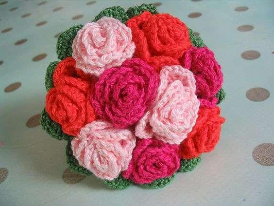 ramo bouquet novia crochet-otakulandia.es (17)