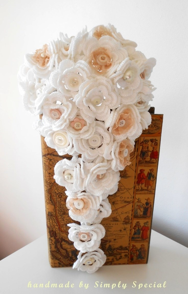 ramo bouquet novia crochet-otakulandia.es (19)