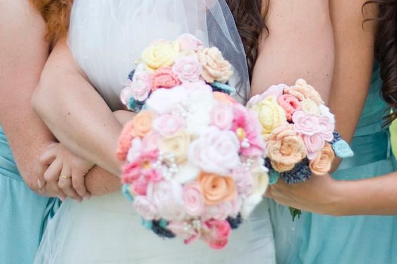 ramo bouquet novia crochet-otakulandia.es (2)