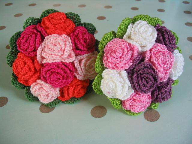 ramo bouquet novia crochet-otakulandia.es (20)