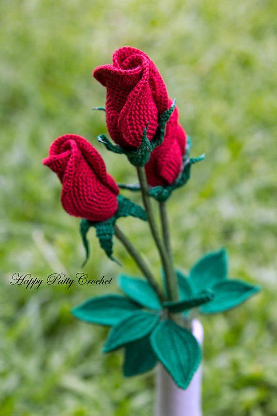 ramo bouquet novia crochet-otakulandia.es (22)